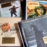 ニール・ヤングの70年代スタジオ・アルバムの再発が一気に8.5枚も!