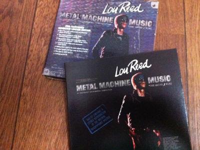 Lou Reed / Metal Machine Music