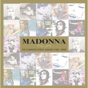 Madonna / Complete Studio Albums (1983-2008)