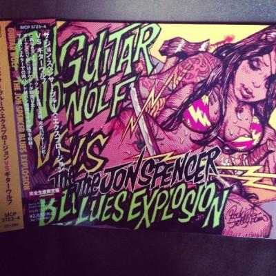 Guitar Wolf vs The Jon Spencer Blues Explosion