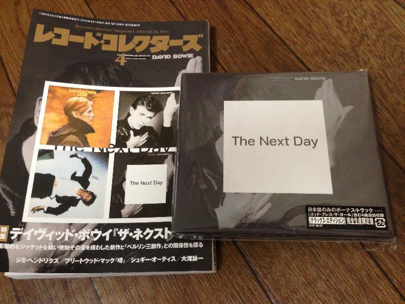 デヴィッド・ボウイ / The Next Day