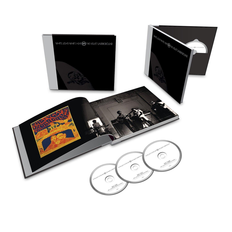 """ヴェルヴェット・アンダーグラウンド """"White Light / White Heat""""の45周年盤"""