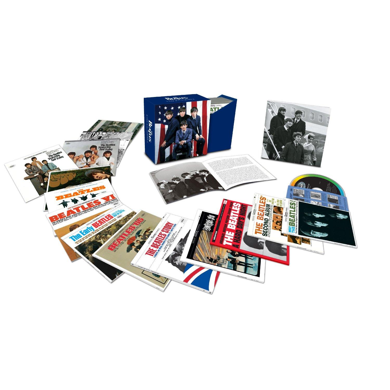 ビートルズのUSアルバムがリリース