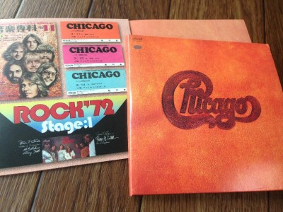 Chicago / Live In Japan