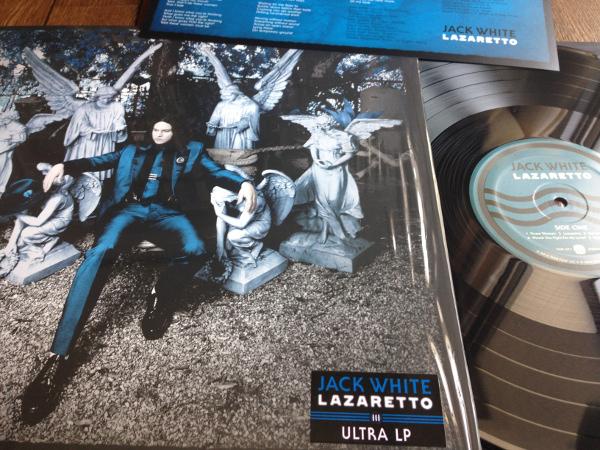 """ジャック・ホワイトの2枚目のアルバム""""Lazaretto"""""""