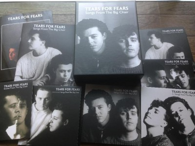 Tears for Fears / Songs From The Big Chair (Super Deluxe Edition)