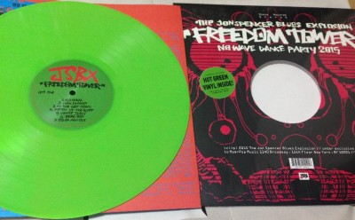 The Jon Spencer Blues Explosion / Freedom Tower: No Wave Dance Party 2015