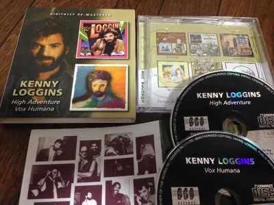 Kenny Loggins / High Adventure/Vox Humana