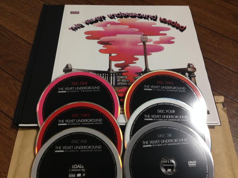 """ヴェルヴェット・アンダーグラウンド """"Loaded"""" 45周年スーパー・デラックス・エディション"""