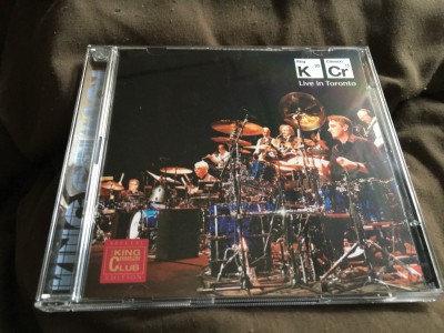 King Crimson / Live In Toronto