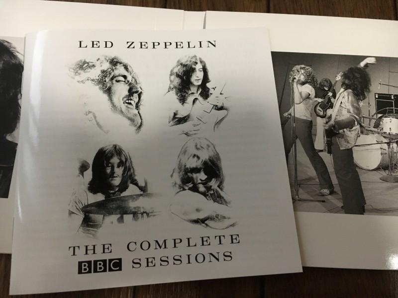 """レッド・ツェッペリン """"The Complete BBC Sessions"""""""