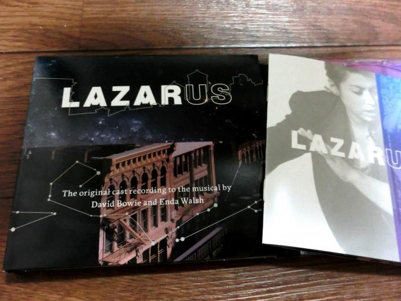 『ラザルス』はボウイの最後の録音も良いけど、キャストによるカバーも良い