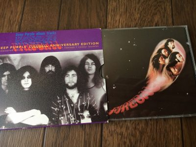 Deep Purple / Fireball (Anniversary Edition)