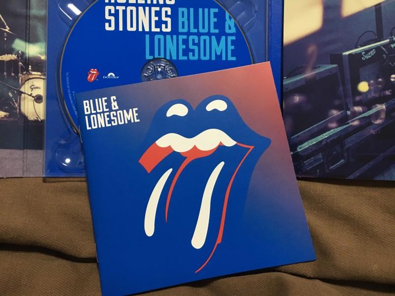 """ローリング・ストーンズの新譜 """"Blue & Lonesome"""""""