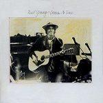 ニール・ヤングのアナログレコードのラベルエラー