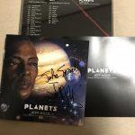 ジェフ・ミルズの新譜『Planets』