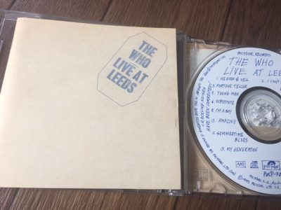 The Who / Live at Leeds