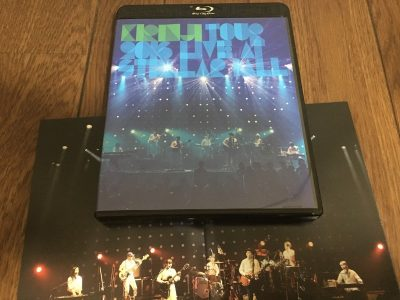 KIRINJI TOUR 2016 - Live at Stellar Ball