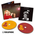 最近予約したCDその1: David Bowie / Cracked Actor-Live Los Angeles '74