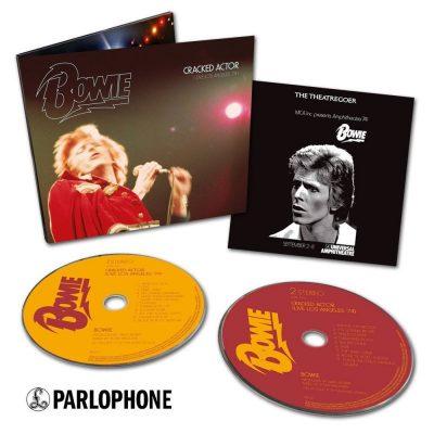 David Bowie / Cracked Actor-Live Los Angeles '74