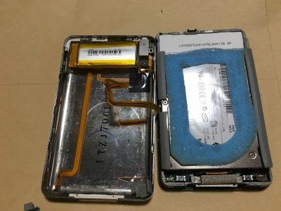 iPod 開腹