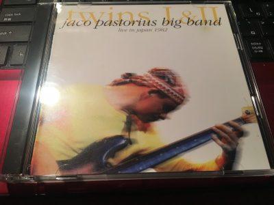 Jaco Pastorius Big Band / TWINS I & II - Live in Japan 1982