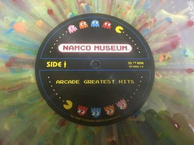NAMCO MUSEUM - Arcade Greatest Hits