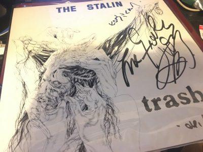 The Stalin / trash
