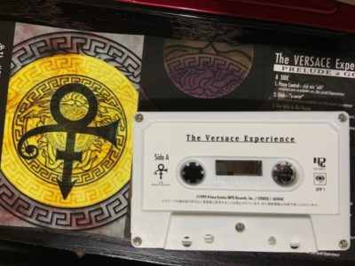 Prince / The Versace Experience Prelude 2 Gold