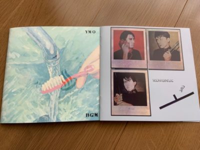 YMO40 BGM and Technodelic