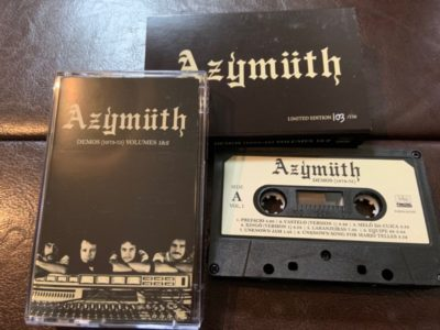 Azymuth / Demos (1973-1975) Volumes 1&2