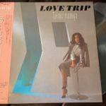 間宮貴子『LOVE TRIP』のアナログ