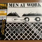 メン・アット・ワークの1st LPを100円で入手