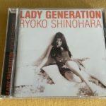 唯一持っているTKプロデュース作品、篠原涼子『Lady Generation』