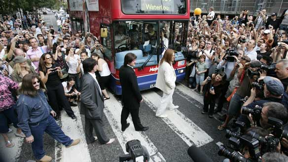 Abbey Road 40th Anniversary
