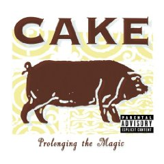 CAKE /  Prolonging the Magic