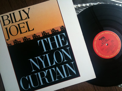 Billy Joel / The Nylon Curtain